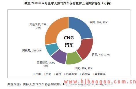2015-2019年CNG/LNG行业中国和世界市场运行现状分析