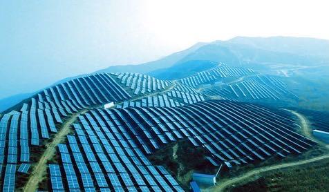 2019年中国光伏发电量达2243亿千瓦时,同比增长